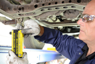 Tech Tips – Loosening a Corroded Steering Bolt