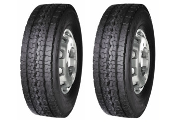 Light Truck and Van Tyre Range