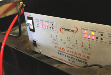 Testing the Duo 12/24 Battery Charger from Traction Charger