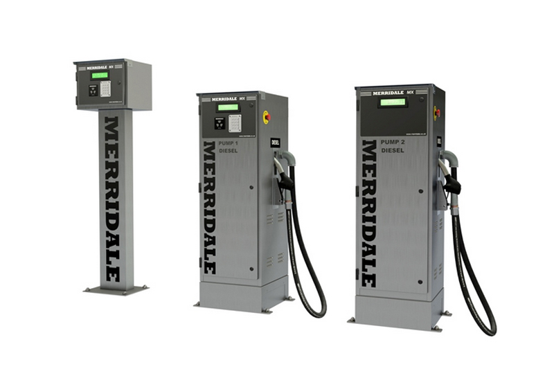 Overridable MX Series Depot Fuelling Equipment