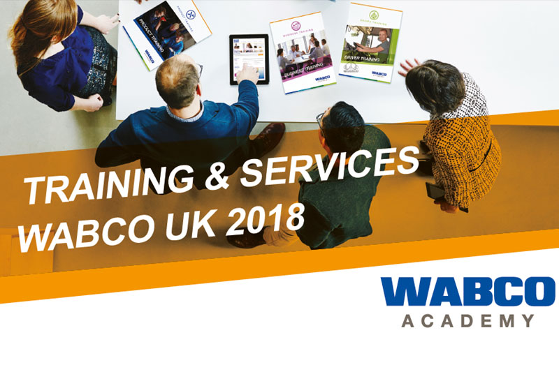WABCO launches 2018 training dates