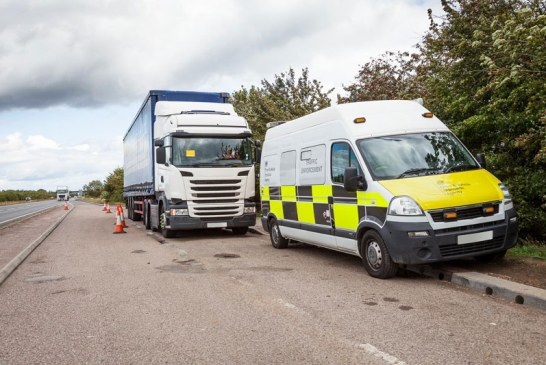 DVSA clamps down on operators cheating air quality rules