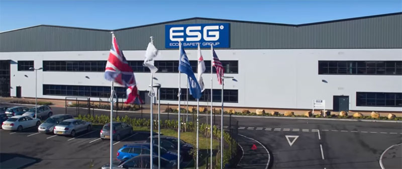 ESG launches 2018 corporate video