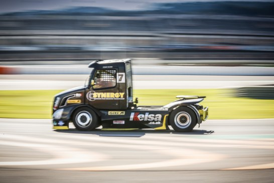 Win Two VIP Tickets to the British Truck Racing Championships