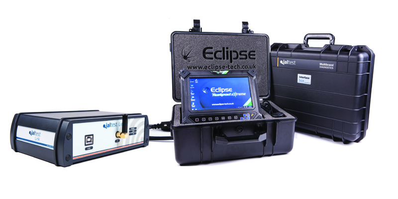 Eclipse at the CV Show – Stand 4B10