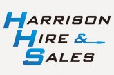 Harrison Hire & Sales at the CV Show – Stand 3C111