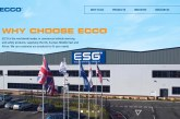 ECCO: New website