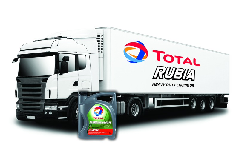 TOTAL Lubricants at the CV Show – Stand 4F65