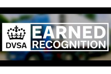 DVSA Launches Earned Recognition Scheme