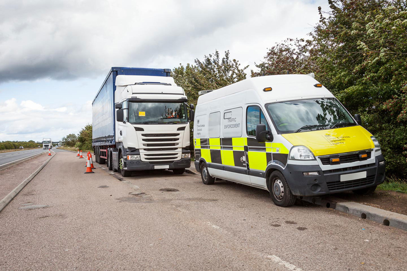 Fines For Commercial Drivers – Do Not Take The Path Of Least Resistance