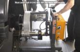 Cost-cutting CV3000 On-truck Brake Lathe from Haweka