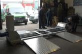 BM20200 Commercial Brake Tester Installation