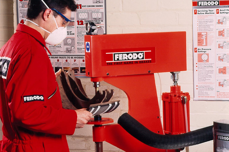 Preventative Maintenance on Brake Linings - cvw