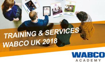 WABCO launches 2018 training dates