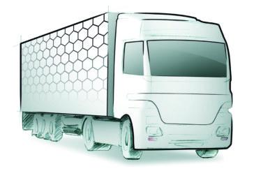 Lighter Panels Benefit Fleet Managers & the Environment