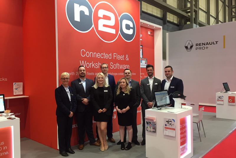 CV Show success for r2c Online
