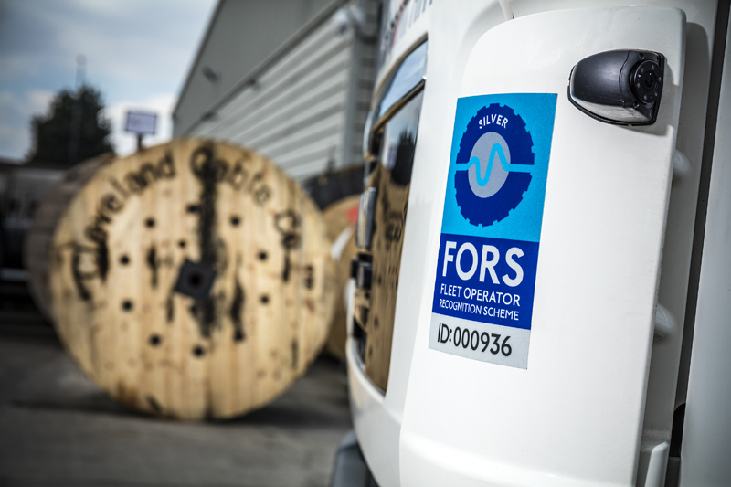 FleetCheck to Provide FORS Fleet Management System