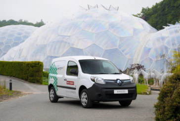 LCV Fleet Owners Could Drive Down Whole Life Costs By Investing In EV