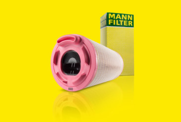 New air filter launched from Mann-Filter