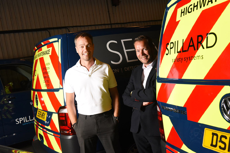 Spillard sees increase in commercial vehicle customers
