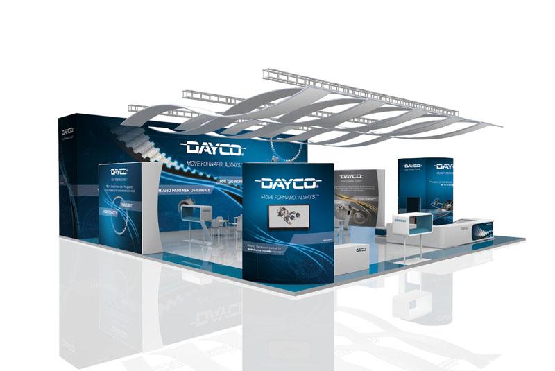 Dayco unveils new corporate branding