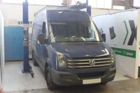 Belt Replacement Guide: VW Crafter