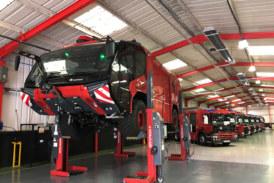 Rosenbauer UK Taps into TotalKare's Column Lifts