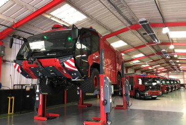 Rosenbauer UK Taps into TotalKare's Column Lifts