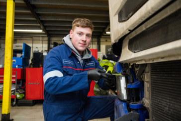 TruckEast Apprentice Makes Regional Finals