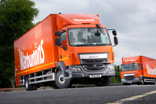 Warburtons Appoints Goodyear to Supply UK Fleet