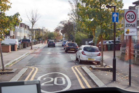 London's Direct Vision Standard