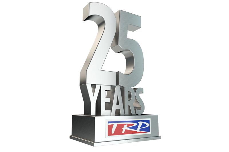 TRP Celebrates Silver Anniversary