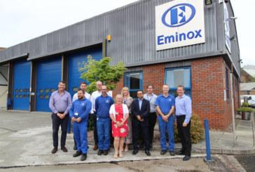 Eminox Opens New Retrofit Service & Support Centre