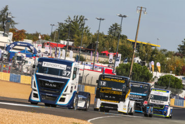 WIN! A Weekend at the British Truck Racing Championship