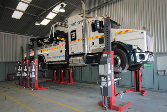 CMG Rescue installs TotalKare lifting solution