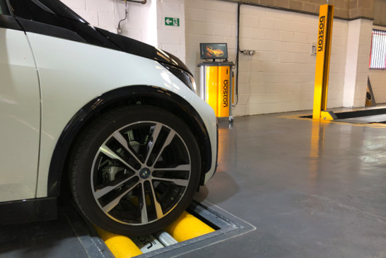 DVSA introduces Connected MOT Equipment requirements