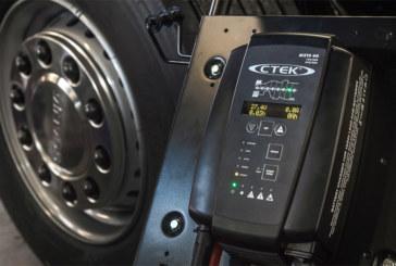 WIN! CTEK MXTS 40 battery charger