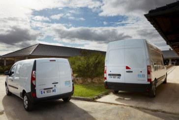 Renault extends LCV range with hydrogen option