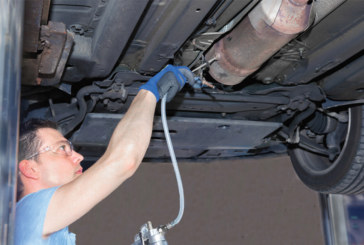 WIN! Tunap DPF Cleaning System