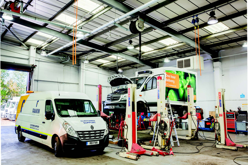 Applying truck disciplines to the LCV world