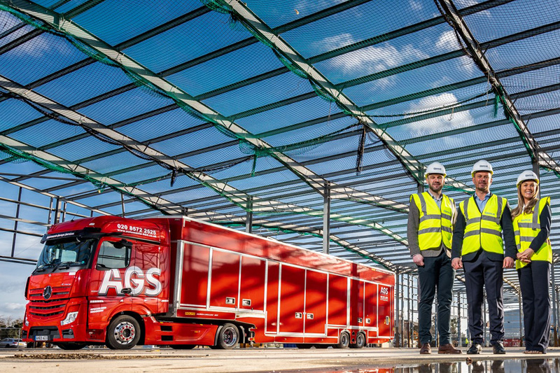 AGS becomes Mercedes-Benz Trucks Authorised Repairer