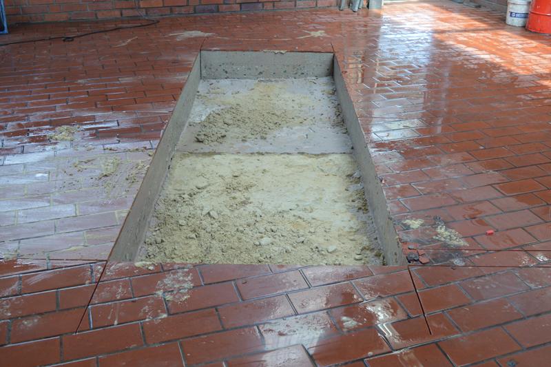 Gemco in-ground lift
