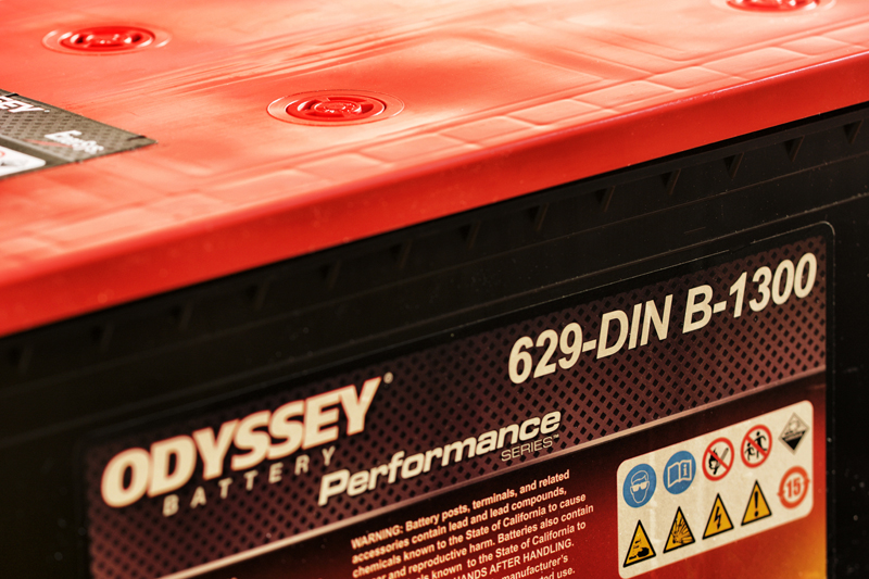 EnerSys discusses ODYSSEY Performance Series battery