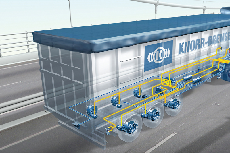 Knorr-Bremse launches Trailer Expert Network of workshops