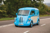 Morris JE reimagines the retro J Type van