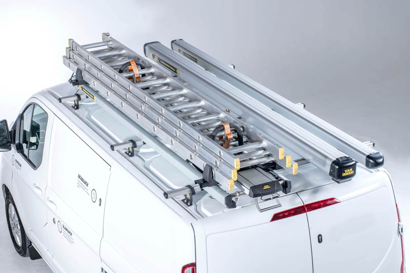 Van Guard puts safety first with Ladder Loader