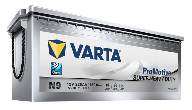 Varta adapts to meet expanding electrical requirements