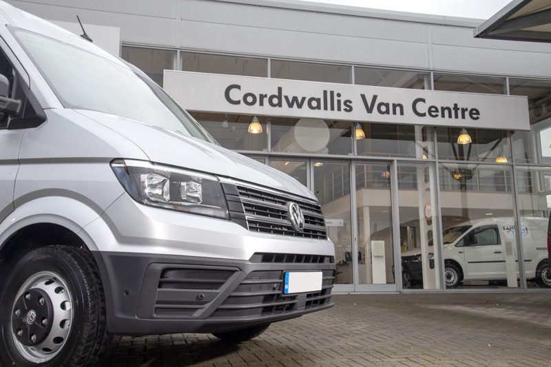 Volkswagen Commercial Vehicles' supports healthcare fleets