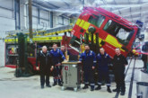 Fire and Rescue Service benefits from AES' Josam