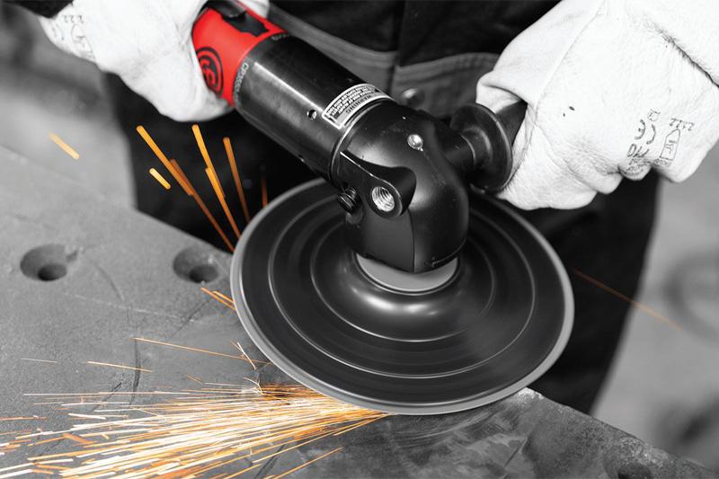 Chicago Pneumatic creates CP3550 series